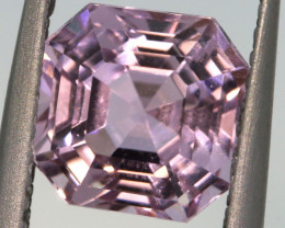 2.59 CTS -KUNZITE FACETED GEMSTONE    PG-3187