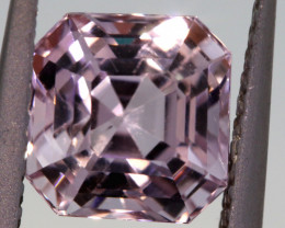 2.535 CTS -KUNZITE FACETED GEMSTONE    PG-3188