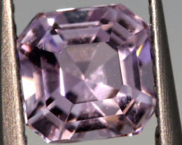 1.125 CTS -KUNZITE FACETED GEMSTONE    PG-3189