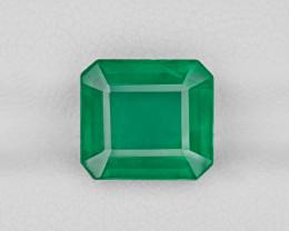 Emerald, 4.64ct - Mined in Zambia