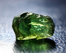 5.10 Cts Beautiful, Superb  Green  Apatite Rough