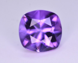 3.35 Ct Sparkling Color Natural Amethyst ~ Uruguay