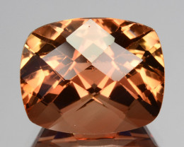 ~RARE~ 4.11 Cts Natural Oregon Sunstone Andesine 11x9mm Cushion USA