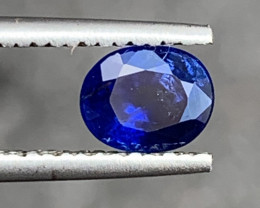 1.00 Carats Sapphire Gemstones
