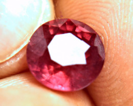 4.55 Carat Fiery Top Red Ruby - Gorgeous