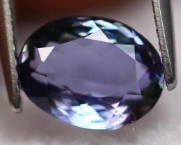 Tanzanite 2.07Ct Natural VVS Purplish Blue Tanzanite D2913
