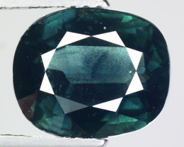 BLACK FRIDAY 4.68 Cts Green Sapphire Sparkling Intense GS2