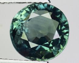 BLACK FRIDAY 3.93 Cts Bi Color Sapphire Sparkling Intense GS3