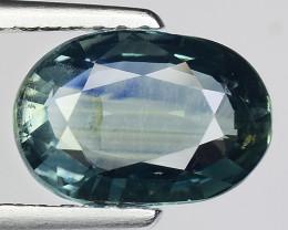 2.55 Cts Bule Sapphire Sparkling Intense GS8