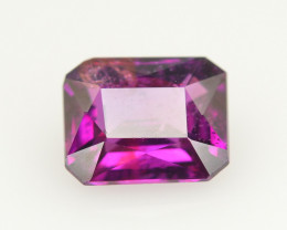 Rare 2.65 Ct Natural Grape Garnet From Mozambique