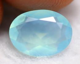 Paraiba Opal 1.41Ct Natural Peruvian Paraiba Blue Opal BR11