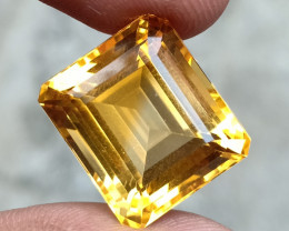 22.10 A+++ QUALITY CITRINE RARE HUGE SIZE Natural+Untreated VA4191