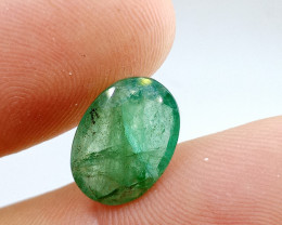 4.58cts  Emerald , 100% Natural Gemstone