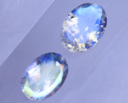 1.20 CTS FACETED MOONSTONES PAIR ANGC-548