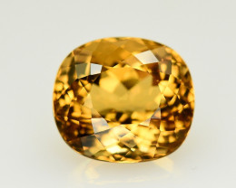 Black Friday Sale ~ 5.95 Ct Natural Heliodor ~ AAA Grade ~ Yellow Color