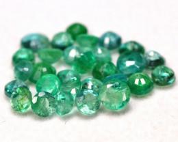 Emerald 5.81Ct Natural Zambian Green Color Emerald Lot B3025