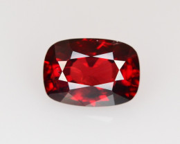 1.55 Ct Natural Red Spinel Burma