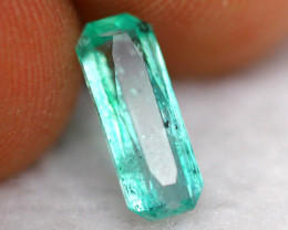 Panjshir Emerald 1.16Ct Natural Green Emerald from Afghanistan MC40