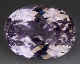 8.11 Ct Kunzite Top Quality Pakistan Gemstone. KZ 11