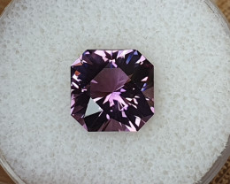 5,10ct Amethyst - Master cut!
