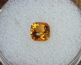 1,02ct Citrine - Master cut!
