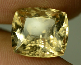 7.10 ct Natural Imperial Topaz  from Katlang Mine, Pakistan