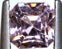 1.41 CTS -KUNZITE FACETED GEMSTONE    PG-3190