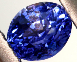 0.98 CTS NATURAL UNHEATED SAPPHIRE GEMSTONE  TBM-640 GC