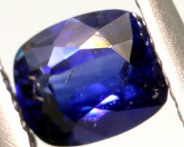 0.98  CTS SAPPHIRE FACETED  GEMSTONE   TBM- 652