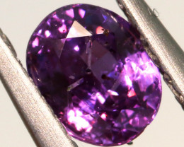 0.90  CTS  NATURAL UNHEATED PURPLE SAPPHIRES  RNG-285