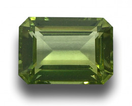 Natural unheated Green Zircon| Loose Gemstone| Sri Lanka - New