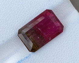 5.01 Carats Natural Color Tourmaline Gemstone