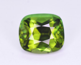 Amazing Color 1.65 Ct Natural Tourmaline From Afghanistan. ARA1