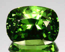 5.23 Cts Unheated Natural Green Tsavorite Garnet Kenya Gem