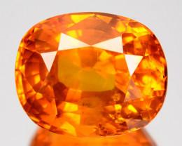~BEAUTIFUL~ 13.44 Cts Natural Corundum Yellow Sapphire Srilanka Gem