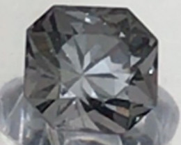 Pretty Ash Grey 1.85ct Spinel - Burma Ref 2281