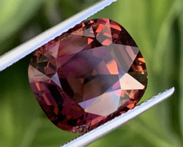 7.35 Carats Natural Red Color Tourmaline Gemstone
