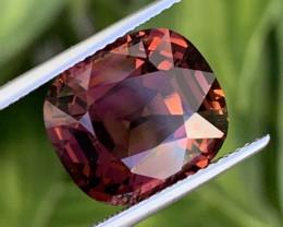 7.35 Carats Natural Red Color Tourmaline Gemstone