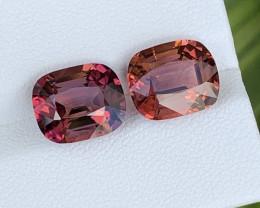7.91 Carats Natural Red Color Tourmaline Gemstone