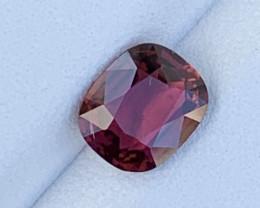 1.69 Carats Natural Color Tourmaline Gemstone