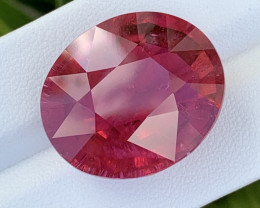 40.74 Carats Natural Color Rubellite Tourmaline Gemstone