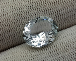 4.25CT AQUAMARINE BEST QUALITY GEMSTONE IIGC79