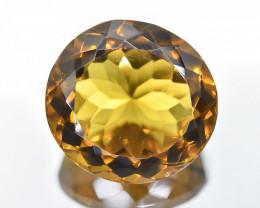8.90 Crt Natural Conic Quartz Faceted Gemstone.( AB 06)