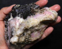 2285.00 CTS LARGE PINK OPAL SPECIMEN FROM PERU [F8407]