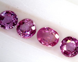 1.07 CTS NATURAL RUBY FACETED STONE PARCEL PG-3205