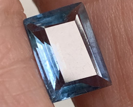 3.44ct Teal Blue Green Fluorite  No Reserve auction