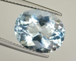 5 Ct Natural Aquamarine Gemstone