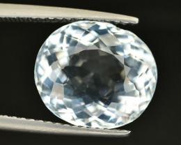 5.55 Ct Natural Aquamarine Gemstone
