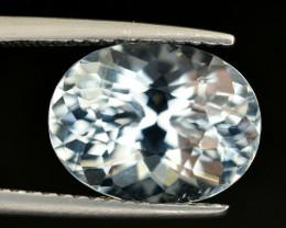 4.10 Ct Natural Aquamarine Gemstone