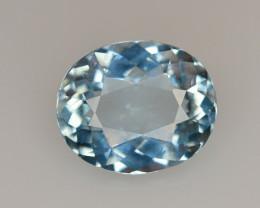 3.80 Ct Natural Aquamarine Gemstone